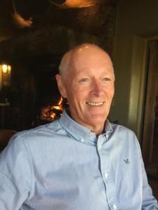 Clive Rayner - Clothing Secretary